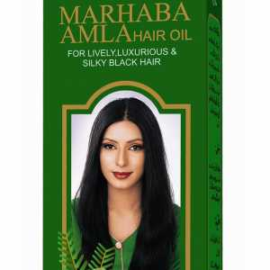 Amla Hair Oil 200ml (Marhaba)
