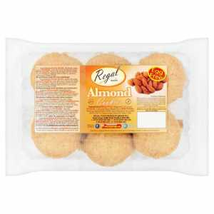 Biscuits Egg Free Almond (Regal)