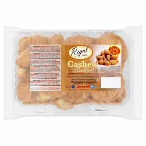 Biscuits Egg Free Cashew (Regal)