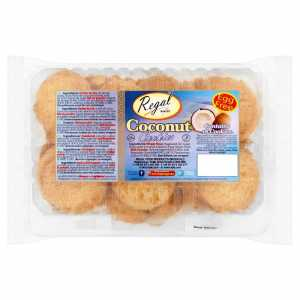 Biscuits Egg Free Coconut (Regal)