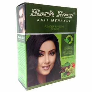 Black Rose Mehandi 10x50g