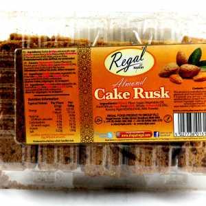 Cake Rusk Almond 15 pcs (Regal)