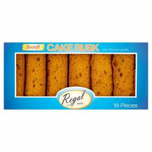Cake Rusk Soonfi 18 pcs (Regal)