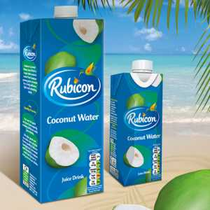 Coconut Water 330ml (Rubicon)