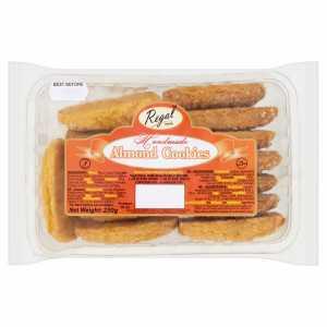 Cookies Almond (Regal)