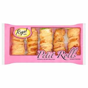 Cream Rolls (Regal)
