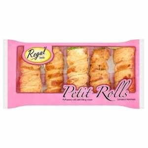 Cream Rolls (Regal)