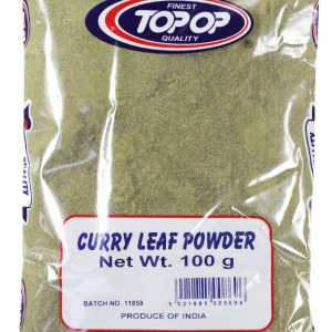 Curry Leaf Powder 100g (Top Op)