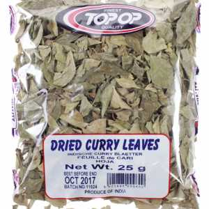Curry Leaves 25g (Top Op)