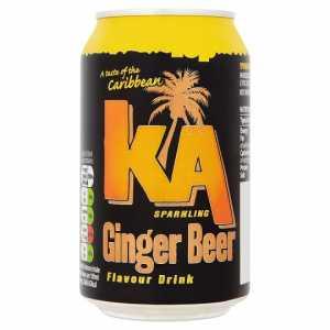 Ginger Beer Soft Drink (KA Abbots)