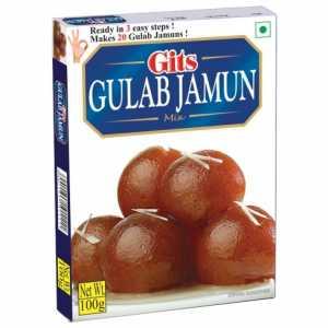 Gulab Jamun Mix 100g (Gits)