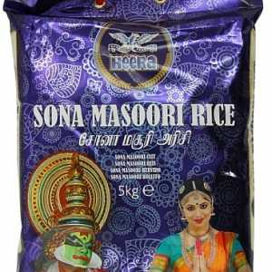 Heera Sona Masoori Rice 5kg