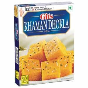 Khaman Dholka Mix 100g (Gits)