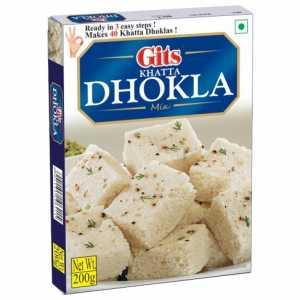 Khatta Dholka 500g (Gits)