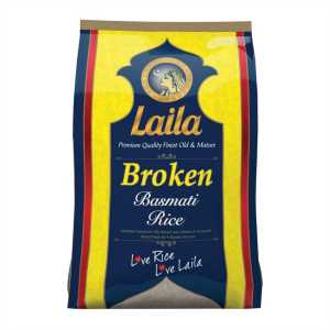 Laila Broken Basmati Rice 10kg