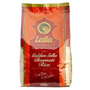 Laila Sella Basmati Rice 10kg