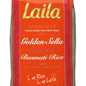 Laila Sella Basmati Rice 2kg