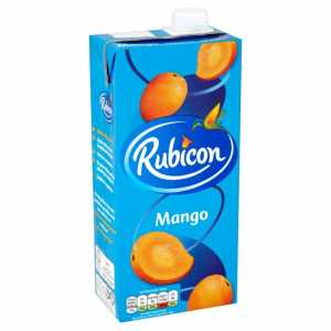 Mango Juice 1L (Rubicon)