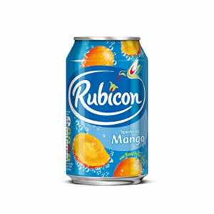 Mango Juice Mix 330ml (Rubicon)