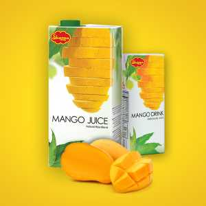 Mango Juice (with cap) 1L Shezan