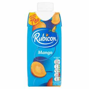 Mango Tetra Prisma Pack 330ml (Rubicon)