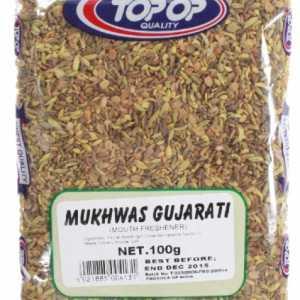 Mukhwas Gujarati 100g (Top Op)