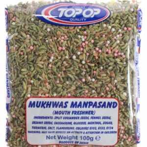 Mukhwas Manpasand 100g (Top Op)
