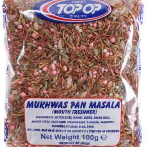 Mukhwas Pan Masala 100g (Top Op)