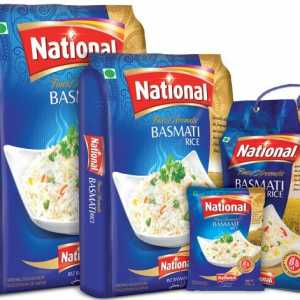 National Rice Basmati 5kg
