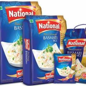 National Rice Basmati 5kg