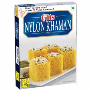 Nylon Khaman Mix 180g (Gits)