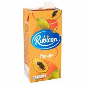 Papaya Juice 1L (Rubicon)
