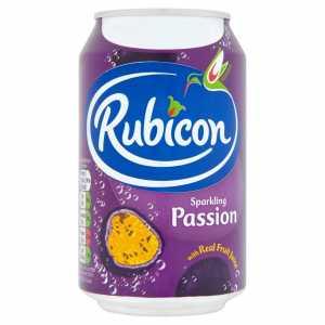 Passion 330ml (Rubicon)