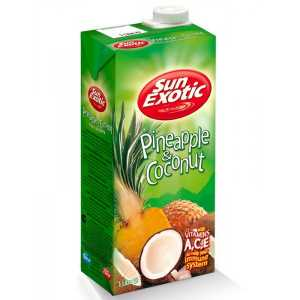 Pineapple & Coconut 1L (Sun Exotic)