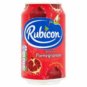 Pomegranate Mix 330ml (Rubicon)
