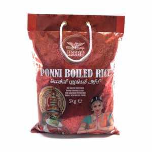 Ponni Boiled Rice Heera 5kg