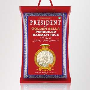 President Basmati Golden Rice 10kg