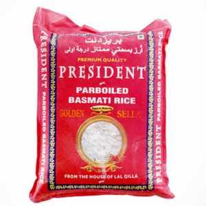 President Basmati Golden Rice 20kg