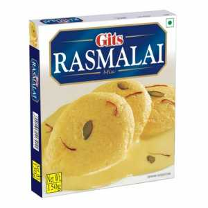 Rasmalai Mix 150g (Gits)