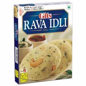 Rava Idli Mix 200g (Gits)