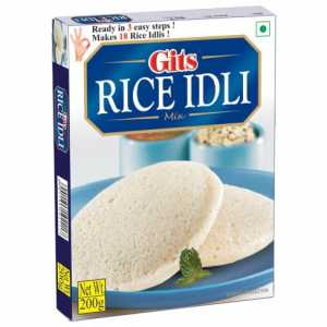 Rice Idli Mix 200g (Gits)