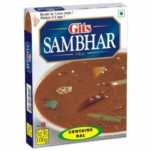 Sambhar Mix 100g (Gits)