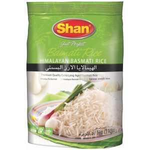 Shan Himalayan Basmati Rice 5kg