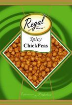 Spicy Chick Peas (Regal)