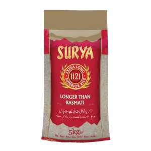 Surya 1121 Extra Long Rice 5kg