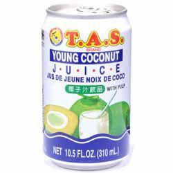 T.A.S Coconut Juice 330ml