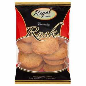Tea Rusks (Regal)