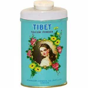 Tibet Talcum 400g