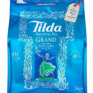 Tilda Grand White Rice 10kg