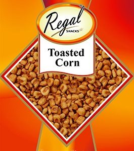 Toasted Corn Snacks (Regal)